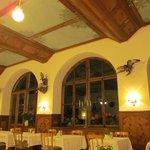 sala ristorante per ospiti hotel