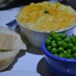 Fish Pie & Peas
