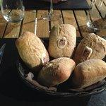 pain bio avec macaron AB