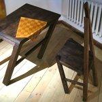 Table & Chair sculpture (1987)