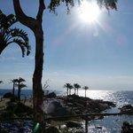 la spiaggia delle palme