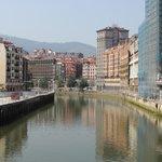 Beautifully developed riverfront