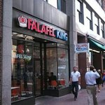falafel king in Crossing