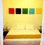 El Oriente room