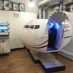 OVO-04 Full-Motion Flight Simulator