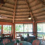 Inside Garden Pavilion