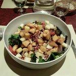 La salade!