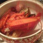 lobster pot.
