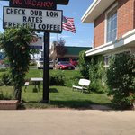 "Photo de Lazy ""U"" Motel"