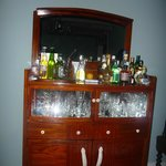 Bar de la habitación