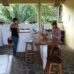 Faya Lobi kitchen and bar
