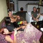 Faya Lobi living room