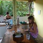 Faya Lobi kitchen