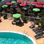 Pool Deck & Dining Patio