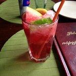 refresco de melancia