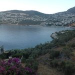 Kalkan view from my room