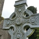 Irish historical cross
