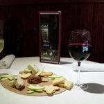 Wine & Cheese Wednesdays 4:30 - 8:30. 2 glasses of house wine and a 3 Cheese Board for $15