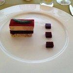 foie gras betteraves hibiscus
