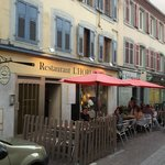 façade sur rue de Belfort