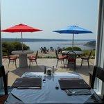 Photo de Restaurant Trésor du Fjord de l'Auberge La Tourelle du Fjord