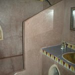 Salle de bain Suite Oumkeltoum