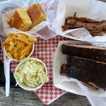 The Roundup Smoked Texas BBQ Restaurant