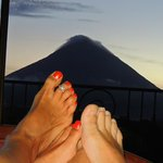 Arenal Volcano view