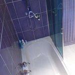 Main room: bathtub