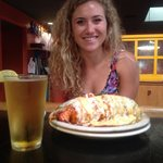 Wednesday means a huge burrito and beer or margarita for  $5.