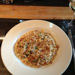 Vegetable and Barley Risotto