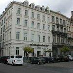 L'hotel da place Rouppe