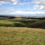 Beautiful views of East Lothian