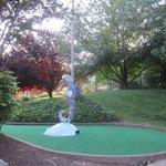 miniature golf spot
