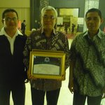 Marcopolo Hotel The Best Brand Award 2012