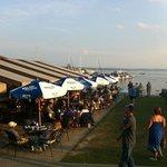 The Sand Bar dock-side pub
