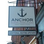 Anchor Stone Deck Pizza
