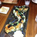 The shogun roll