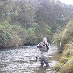 TroutBeck Fishing Lodge Foto