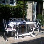 Abbots Cellar Restaurant at Priory Hotel