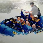 Rafting on the Chatooga River