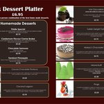NEW DESERTS AND HOME MADE