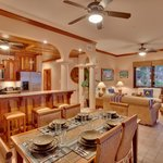 Seaview Dining Kitchen Living Rooms