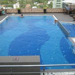 Pearl Grand Hotel's Roof Top Pool