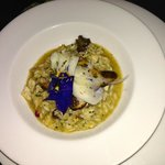 Wild Mushroom risotto - incredible! Was lost in the food after this and took no more photos!