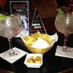 Cocktail en Milano