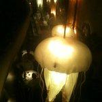 Jellyfish lighting fixtures