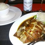 Meiringen Asia - the sauce makes the difference - Peking' duck