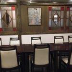 食堂も素敵です