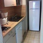 espace cuisine des logements